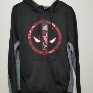 Mens Deadpool Sweatshirt